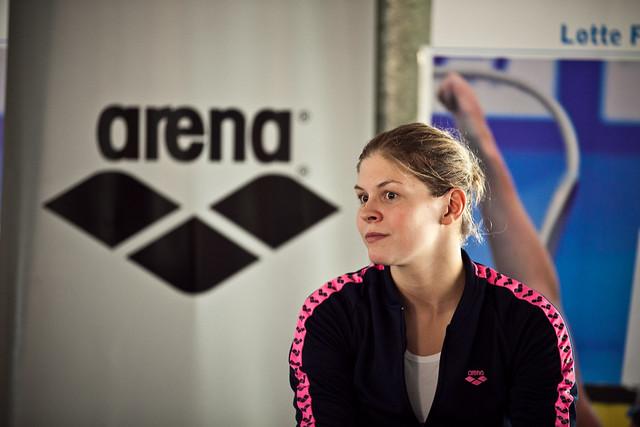 Lotte Friis World Champion - Arena Swimwear