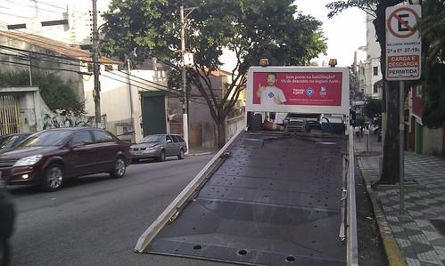 Porto Seguro and No Parking