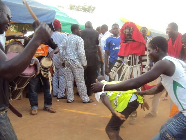 Igbo Masquerade