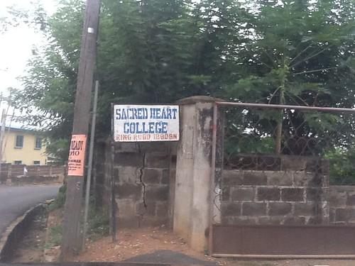 Sacred Heart Private School Ibadan by Jujufilms