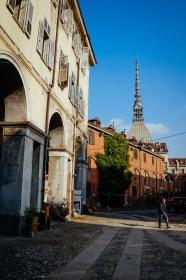 Torino: Cavallerizza Reale & Mole Antonelliana