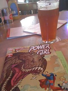 comics & beer