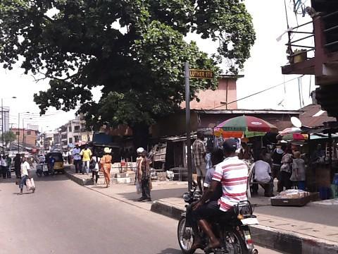 Lagos Island - Isale Eko - Lagos State, Nigeria. by Jujufilms