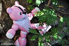 Pink Bearguy at Malacanang of the North