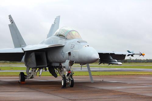Boeing F/A-18F Super Hornet | EDA 60 Anos @ Pirassununga