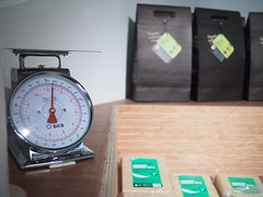 Weighing scale. Real Food Cafe and Grocer Killiney