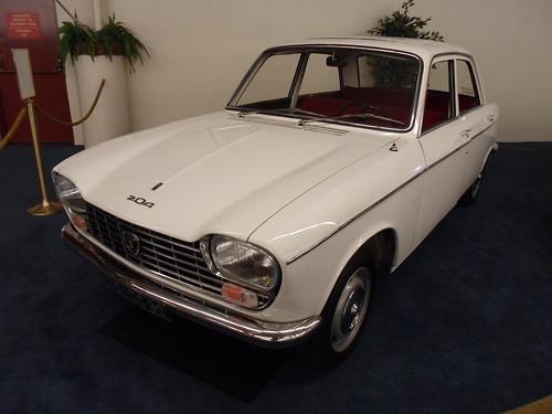 1968 Peugeot Model 204