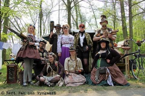 Steampunk Expeditions Gesellschaft