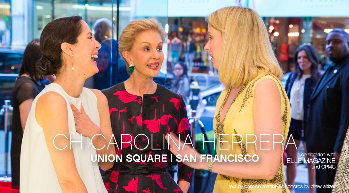 carolina herrera san francisco