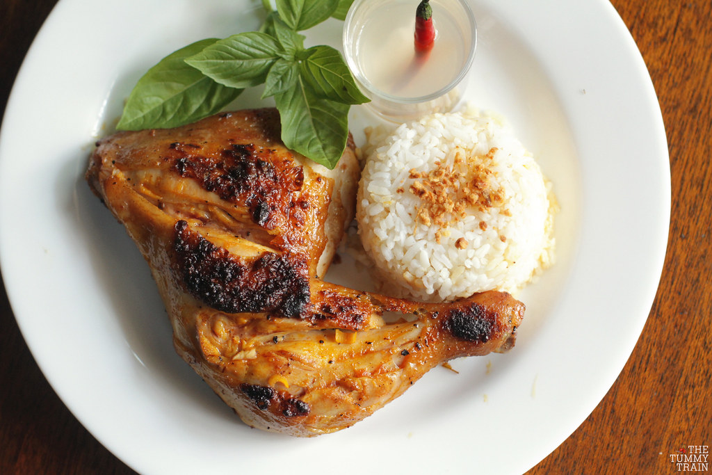 Happy Days And Homemade Chicken Inasal The Tummy Train