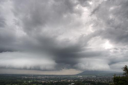 Edinburgh Storm 8 July 2011