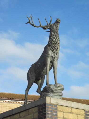 Hartlepool 'Hart' Statue