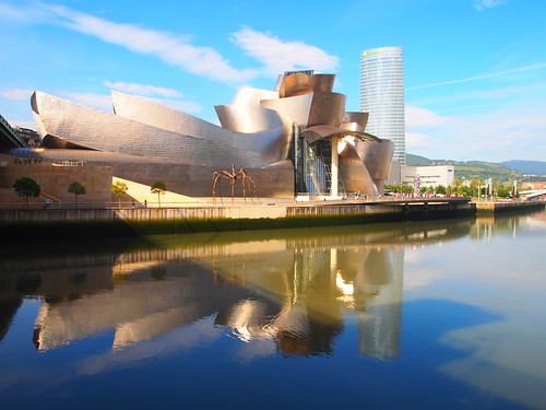 Museo Guggenheim Bilbao #Photography