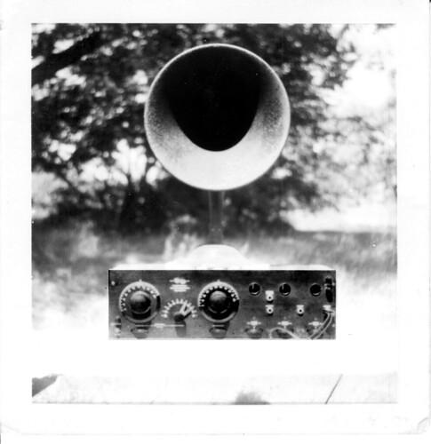 Grebe CR-9 Radio