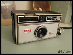 Kodak Instarmatic 104  Camera