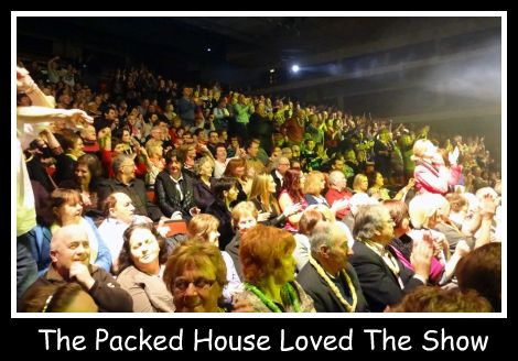 Audience at INEC Killarney