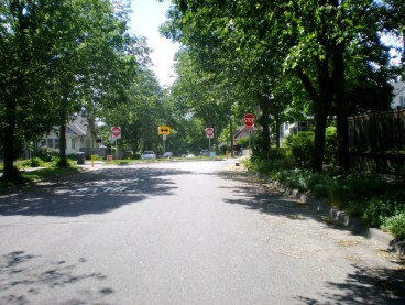 bicycle boulevard, Minneapolis