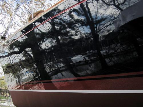 Shiny hull