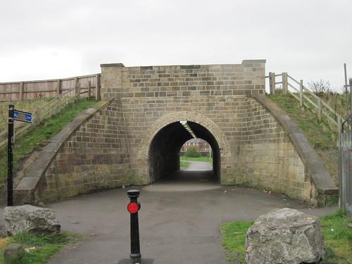 George Stephenson 1824 Tunnel, Darlington