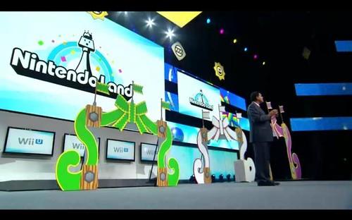 E3 2012 - Nintendo Land
