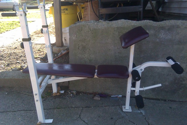 New Weider Pro 350se Weight Bench Flickr Photo Sharing
