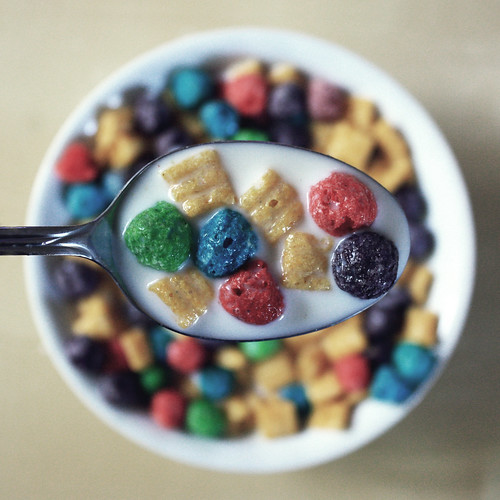 Cap'n Crunch's Crunch Berries by donchris!™