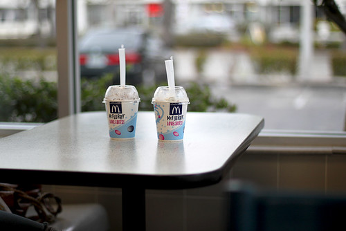 Mcflurries