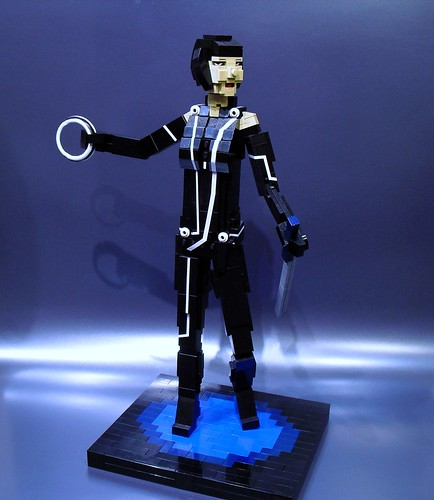 """Quorra from """"Tron Legacy"""""""
