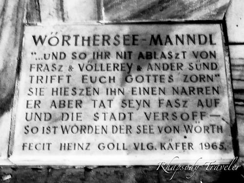 Wörther See - Manndl