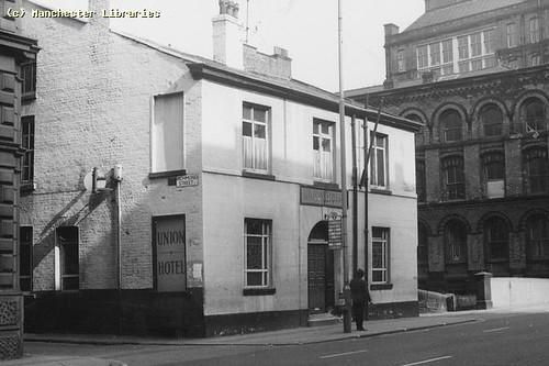 Union Hotel, Princess Street, 1973 (m50702)