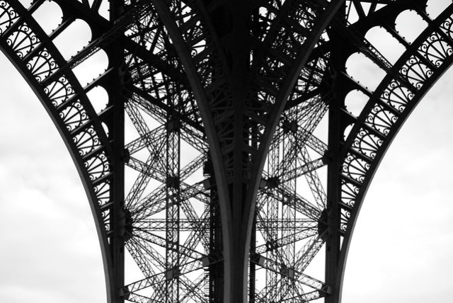 Eiffel Tower November 2009 por Scatman Otis