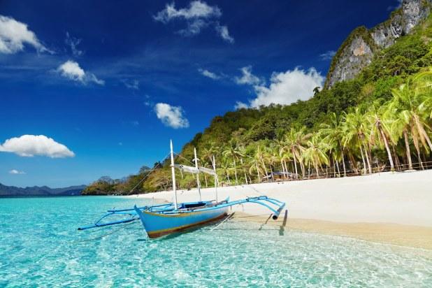 Island Hopping Filipinas