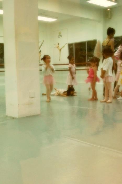 trial ballet class