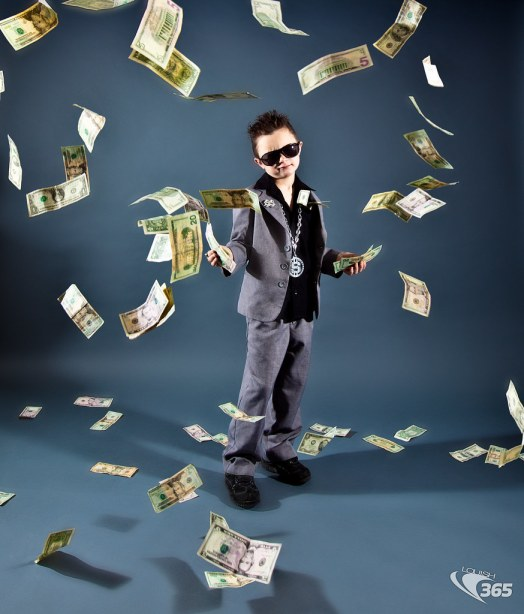 Big Ballin' Money Shot 044/365