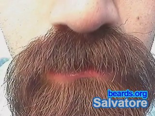 Salvatore: going goatee, part 14