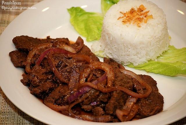 Bistek Tagalog (Filipino Beef Steak) | Flickr - Photo Sharing!