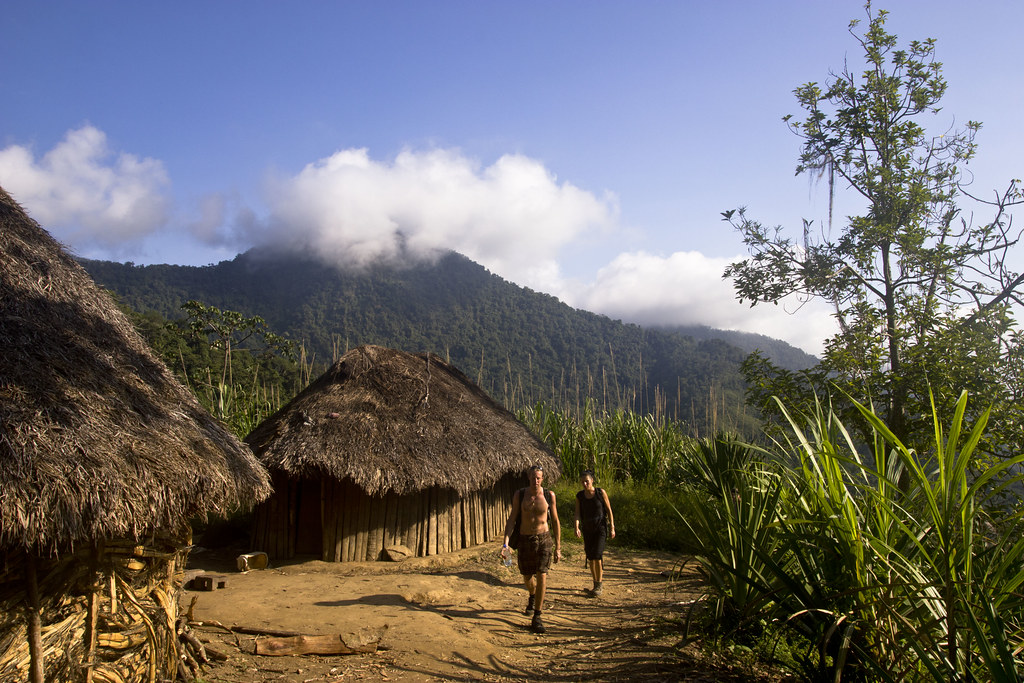 Indigenous Villages, Ciudad Perdida Hike