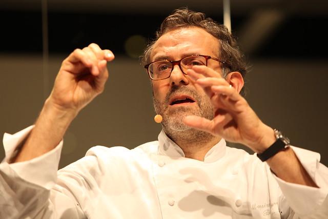 Massimo Bottura :: Identità Golose 2011