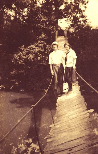 1900 plank bridge Jakes Creek Elkmont TN