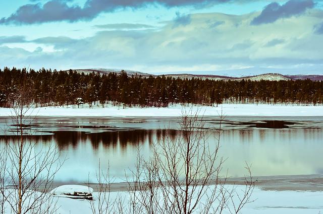 Lapland lakes
