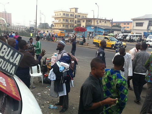 Jibowu Lagos Nigeria by Jujufilms