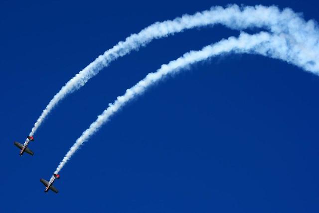 Yakolevs Aerobatic Display Team