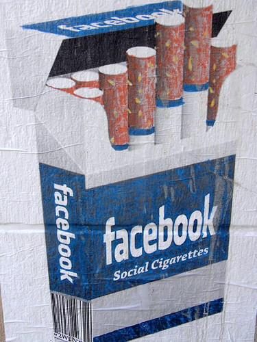 Facebook - Social Cigarettes by Mayu ;P