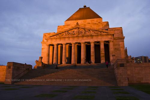 Shrine of Remembrance, Melbourne