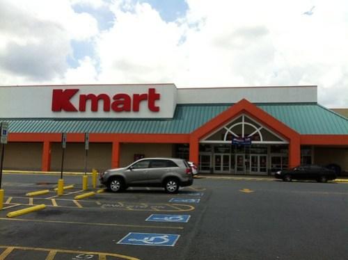 Updated Kmart logo