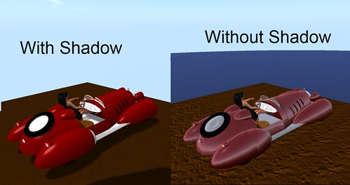 Shadow looks good, o well, o no, what is this????