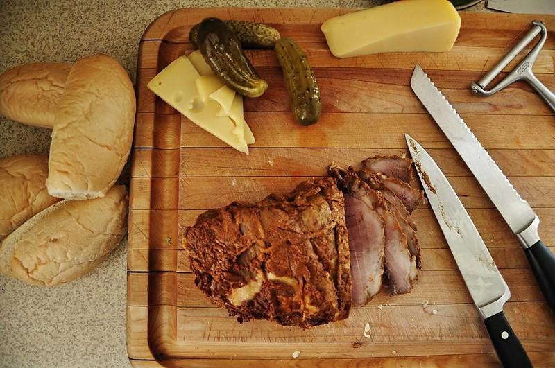 Jose Garces' Cuban Sandwich
