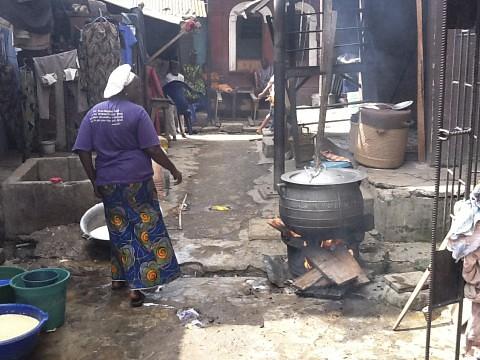 Isale Eko - Lagos Island, Nigeria by Jujufilms