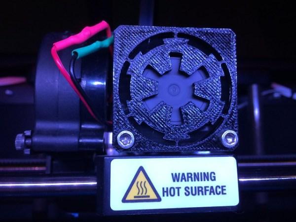 Imperial  40mm fan guard