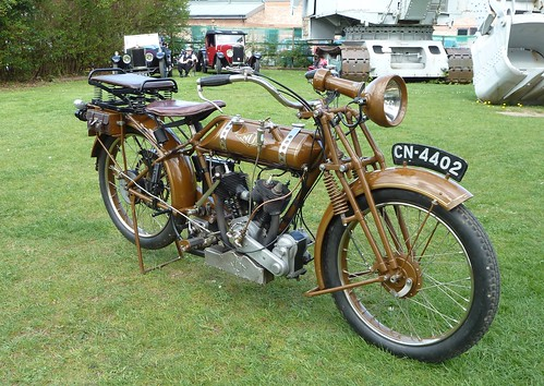 1925 Newcastle Motorcycle